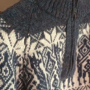 Sweaters - Perivian Handmade Wool Sweater Size M